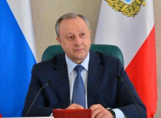 Губернатор Валерий Радаев прокомментировал объединение г.Саратова и муниципальных образований Саратовского района