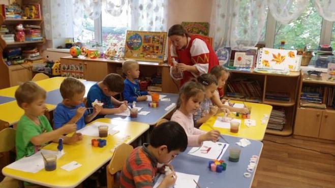 Завершены строительно-монтажные работы 5 новых детских садов.