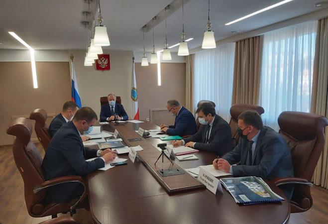 В Саратове до конца 2021 году будут построены три крупных соцобъекта