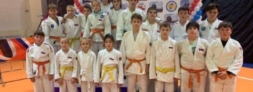 Саратовские дзюдоисты завоевали семь золотых медалей двух открытых турниров