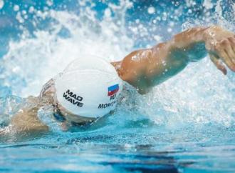 Иван Кузьменко бронзовый призер чемпионата России по плаванию
