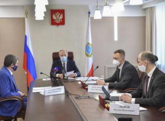 Валерий Радаев провел в онлайн-режиме первое заседание Совета по цифровой трансформации госуправления