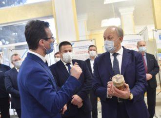 Губернатор Валерий Радаев проводит совещание по работе сельского хозяйства Саратовской области в 2020 году