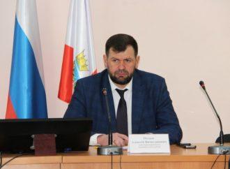 Алексей Петаев подвёл итоги года в транспортной отрасли