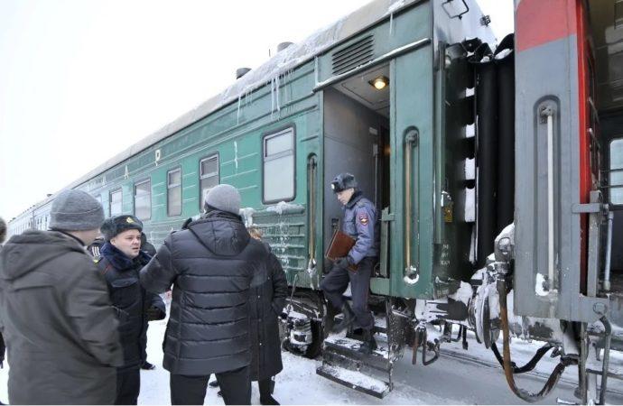 В Саратове возбуждено уголовное дело за хулиганство в  пассажирском поезде