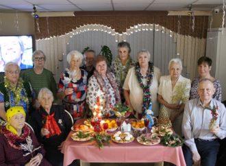 В январские дни в Энгельсском доме-интернате прошла череда праздничных мероприятий