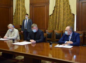 Подписаны соглашения по вопросам возможного преобразования Рыбушанского и Синеньского муниципальных образований путем объединения с Саратовом