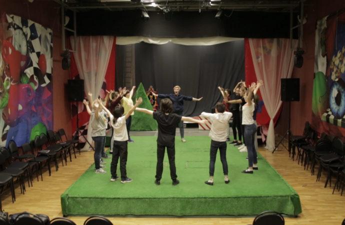 Детская театральная студия им. О.П. Табакова при ТЮЗе Киселева проводит сразу 2 кастинга!