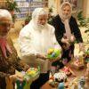 В Энгельсском доме-интернате встретили Великую Пасху