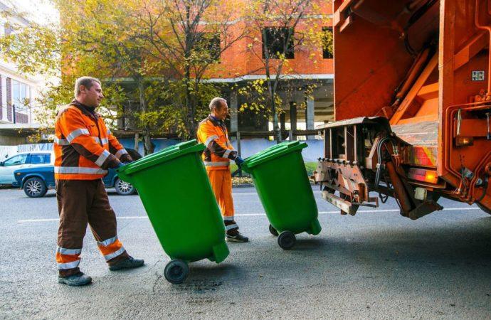 Повышают тарифы на вывоз мусора