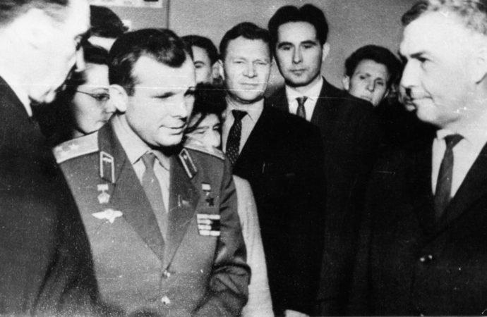 Индустрики-ребята со всего Советского союза