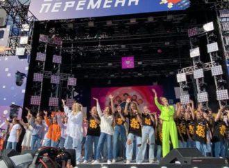 Саратовская школьница приняла участие во  всероссийском фестивале «Большая перемена»