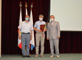 Кардиохирург ГУЗ «ОККД» награжден Почетной грамотой Саратовской городской думы
