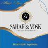 """Номинант премии """"Лидер года 2021"""" сеть студий доступной депиляции Sahar&Vosk в Саратове"""