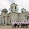 Туристы из Энгельсского дома-интерната совершили заключительную поездку в рамках социально-значимого проекта «Активное поколение выбирает познавательный туризм!»