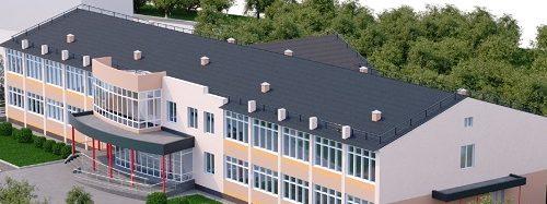 Продолжается возведение нового благоустроенного корпуса в Энгельсском доме-интернате