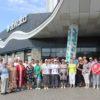 Проживающие Энгельсского дома-интерната побывали в торгово-развлекательном центре «Облака».