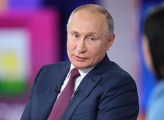Путин поздравил россиян с Международным днем бокса