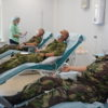 Бойцы саратовского ОМОН приняли участие в сдаче крови