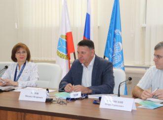 Михаил Орлов: «В сентябре будет создана межведомственная комиссия по целевому приему на педагогические специальности»