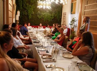Впервые в нашем городе состоялась встреча-семинар для будущих мамочек.