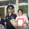 В День знаний учебному заведению г.Саратова присвоено имя Героя России старшего сержанта Николая Исаева